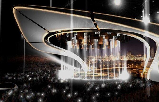 Украина «доигралась» в Евровидение