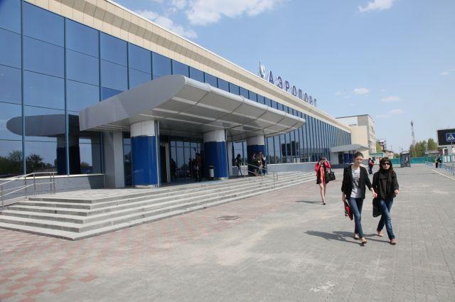 С мая вводится авиарейс «Челябинск – Санкт-Петербург»