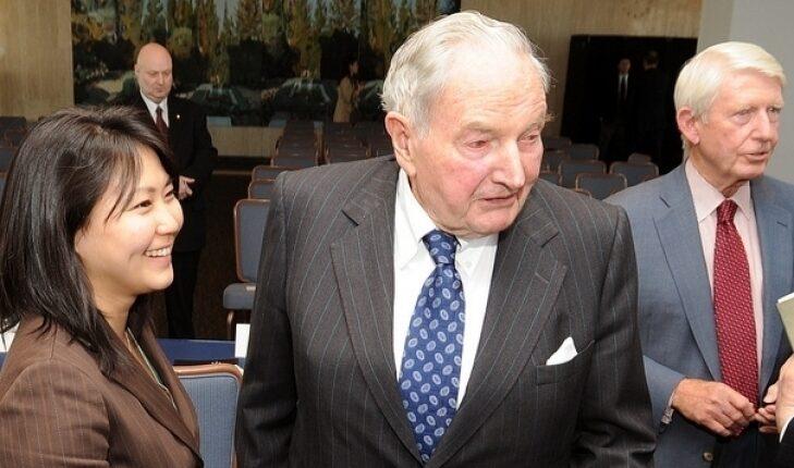 101-летний миллиардер Дэвид Рокфеллер не дождался пересадки восьмого сердца