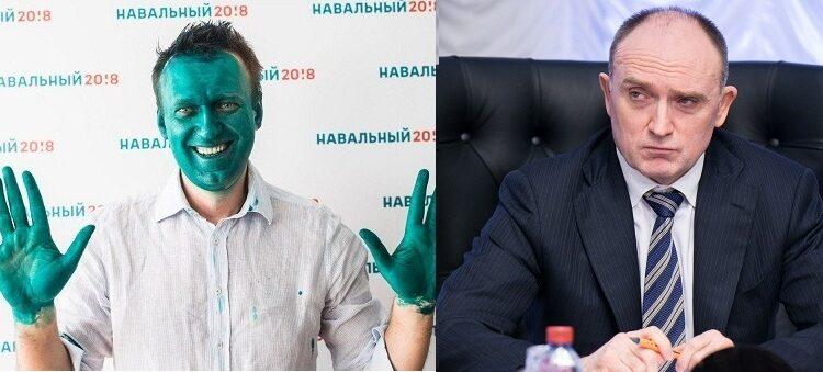 Навальный судится с Тефтелевым, а Дубровский готовится к «порке» в Москве