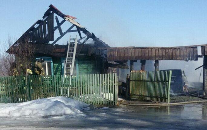 На Южном Урале отец сжёг 4-летнего сына