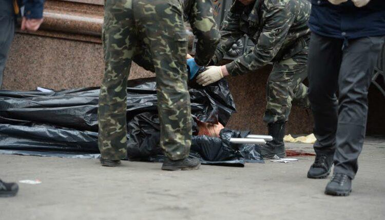 Расстрел экс-депутата Госдумы Вороненкова зафиксировали видеокамеры. ВИДЕО