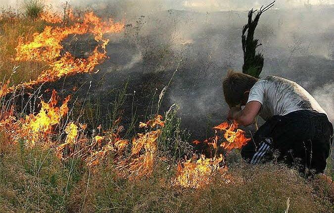 Родители малолетнего поджигателя заплатят 1,75 млн рублей
