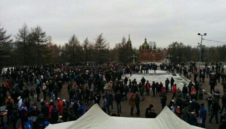 Навальный сел на 15 суток, в «Фонде борьбы с коррупцией» обыски. Итоги «мирных прогулок»