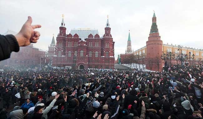 Будет ли в России вторая революция?