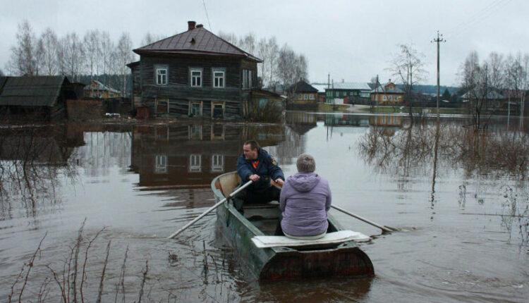 Южному Уралу грозит большой паводок