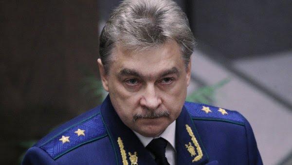 Заместитель Генпрокурора РФ Юрий Пономарёв пока остается в УрФО
