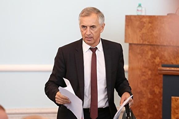 Команда Дубровского саботирует выполнение президентской программы