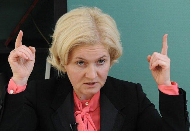 Вице-премьер Ольга Голодец осудила жлобство губернатора Дубровского