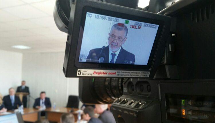 Губернатор Дубровский захватил «очаг оппозиции» со второго штурма