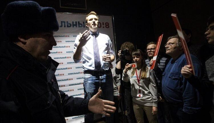 Власти могут подраться из-за Навального. ВИДЕО