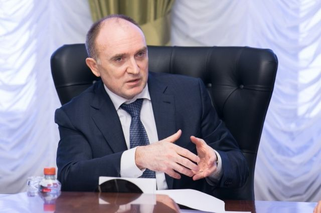 Губернатор Дубровский сам «сдал» взяточников из своей команды