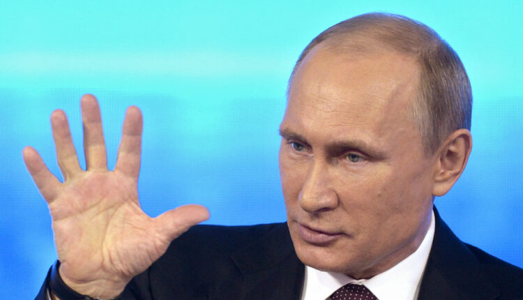 Шутка Путина о «бесконечной России» испугала Штаты