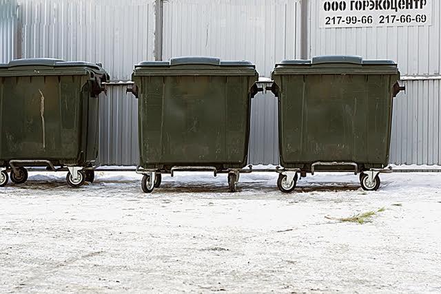 Губернатор Дубровский провалил «мусорную реформу»