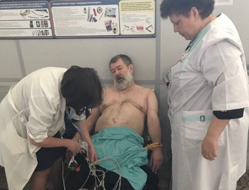 В Москве начался суд над Вячеславом Мальцевым