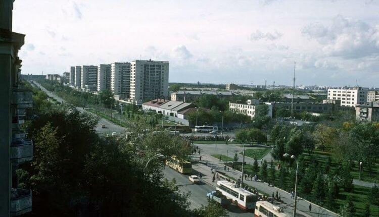 Субботние прогулки по улицам Челябинска: проспект Ленина. Часть четвёртая