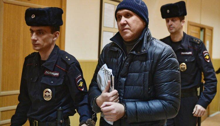 Силовики «слили» фото топ-менеджера «Роскосмоса», убитого в СИЗО. СТРОГО +18