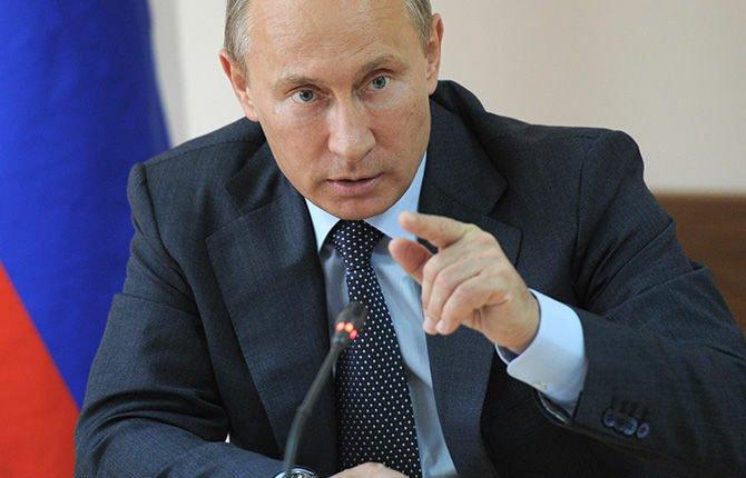 Путин лишит гражданства членов ИГ