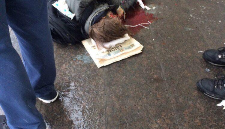 СРОЧНО. Снова взрыв в Санкт-Петербурге: Бомба в центре города