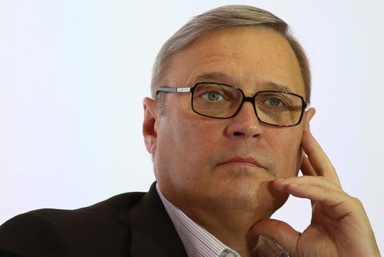 Касьянов не будет участвовать в президентской гонке