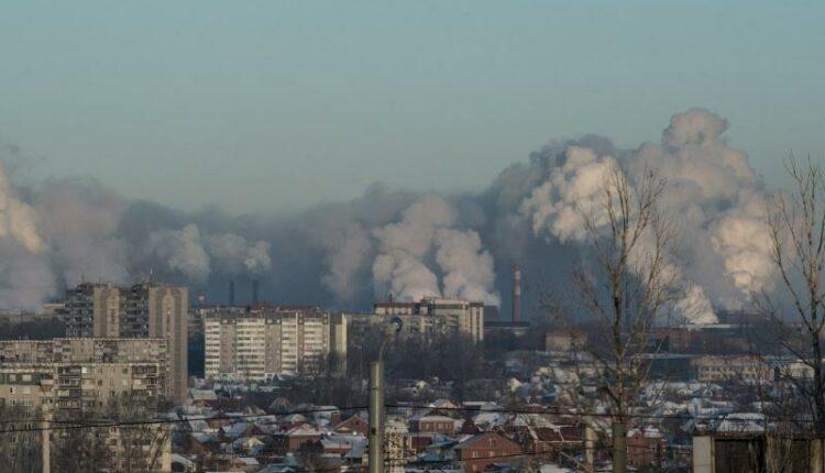 Челябинская полиция никак не может найти загрязнителей воздуха