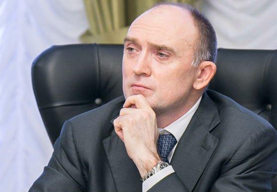 Губернатор Дубровский собрал вещи и ждёт Путина