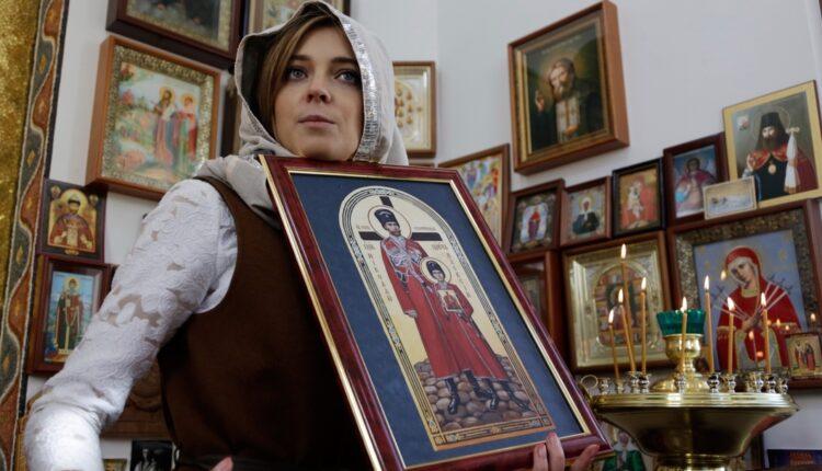 Депутат Наталья Поклонская устроила налоговую травлю «любовнице императора»
