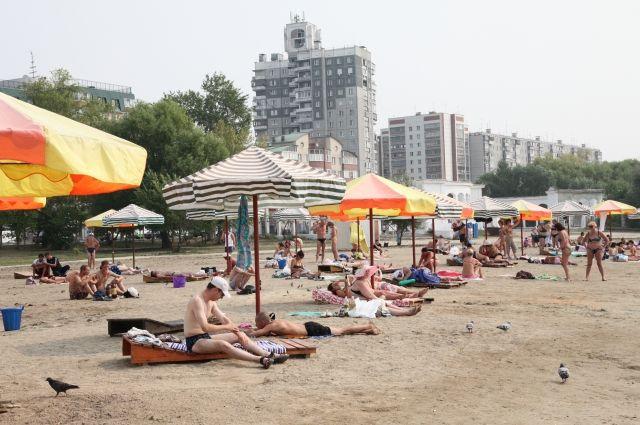 Где можно купаться в Челябинске?