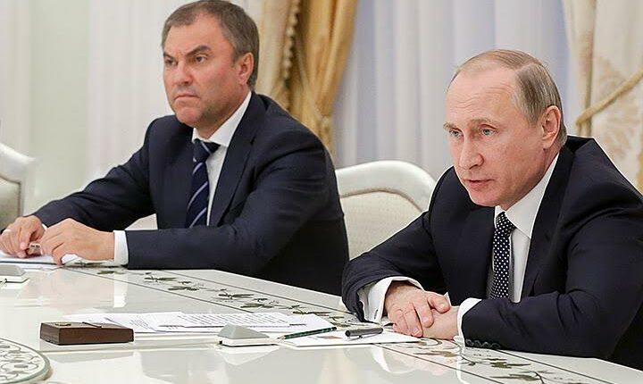 Володин наконец-то услышал мнение Путина о пятиэтажках