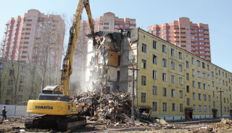 Для участников реновации открывают «квартирные шоу-румы»