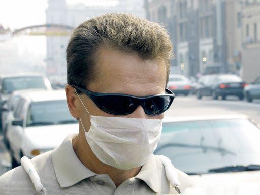 Челябинск снова накрыло смогом