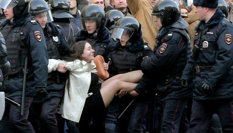 Указ Путина Навальному — не указ