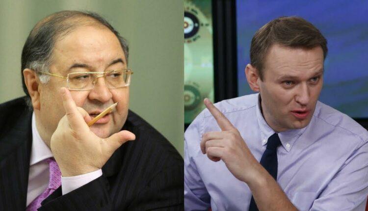 30 мая – судебная битва между Усмановым и Навальным
