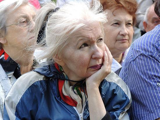 На пенсию – в 68 лет