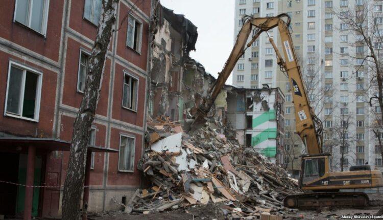 Московская мэрия запустила голосование по реновации