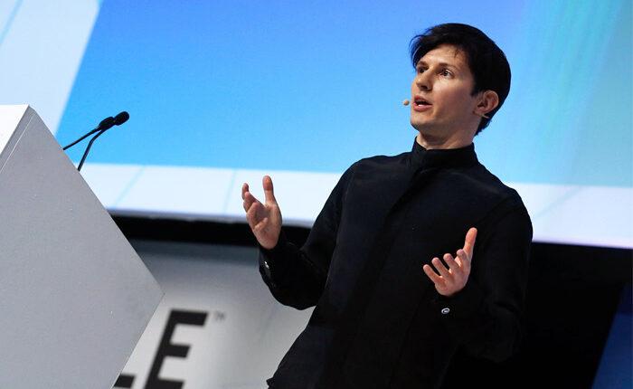Павел Дуров намерен судиться из-за штрафа за отказ сотрудничать с ФСБ