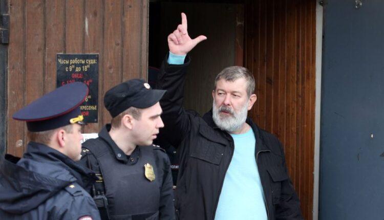 Оппозиционера Вячеслава Мальцева арестовали на 10 суток