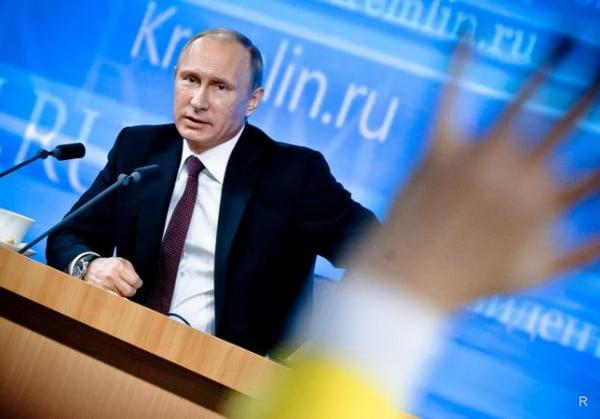 Школьник – Путину: вопрос о коррупции. Путин – школьнику: кто надоумил?