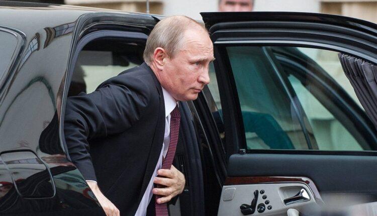 Прямая линия: Путин о российских дорогах и российских автомобилях