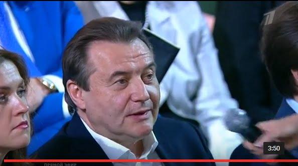 Прямая линия: микрофон отобрали, Путин отвечать не стал. ВИДЕО