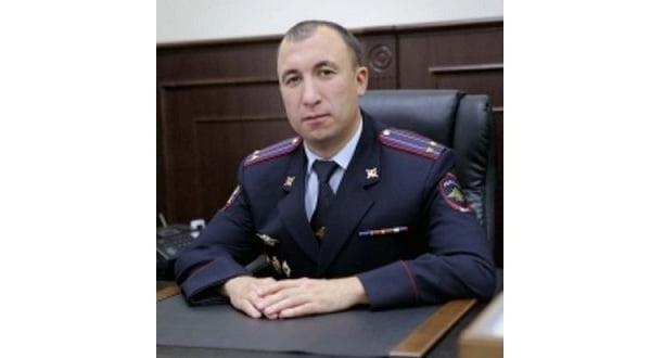 Челябинское МВД РФ на транспорте сменило начальника