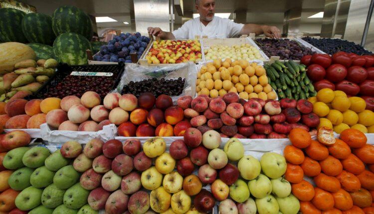 Турецкие продукты снова появятся в России