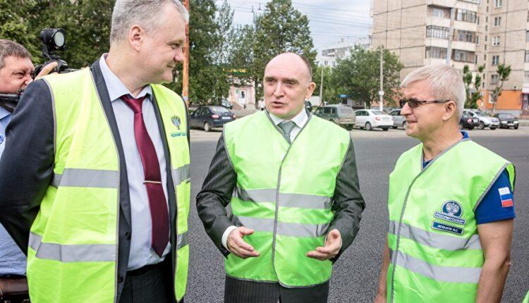 Большая инспекция: Росавтодор похвалил Дубровского и Тефтелева. «Профессиональная команда»!