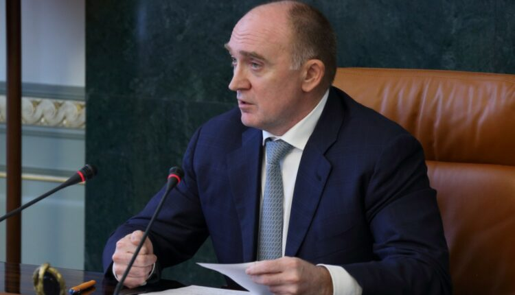 Губернатор Борис Дубровский испугался общественников