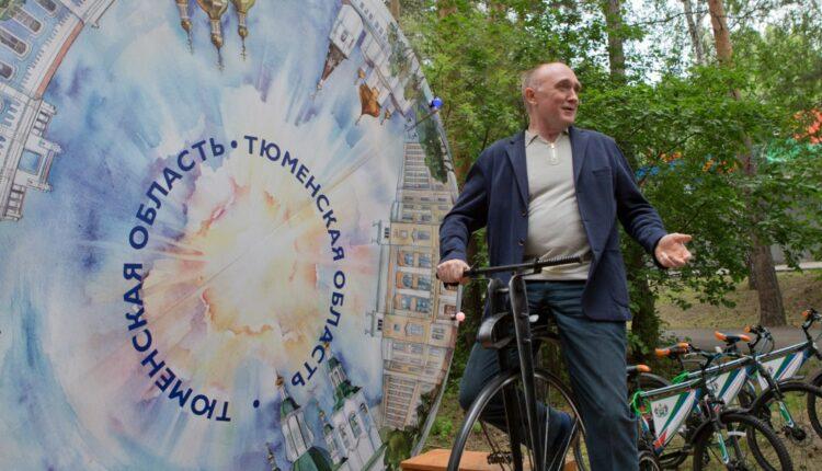 Скоро губернатор Борис Дубровский заведет видеоблог и будет бомбить твитами
