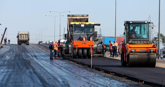 Трассу М-5 на три месяца закроют на ремонт