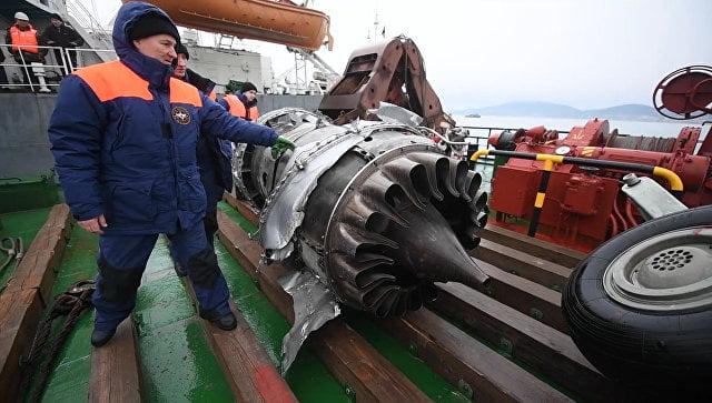 В катастрофе Ту-154 под Сочи обвинили пилота