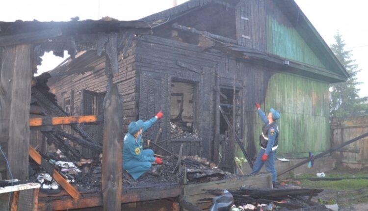 Четыре ребёнка погибли в огне по вине южноуральских чиновников