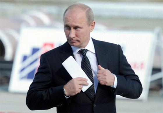 «Путин взяток не берёт». Составлен рейтинг главных коррупционеров России