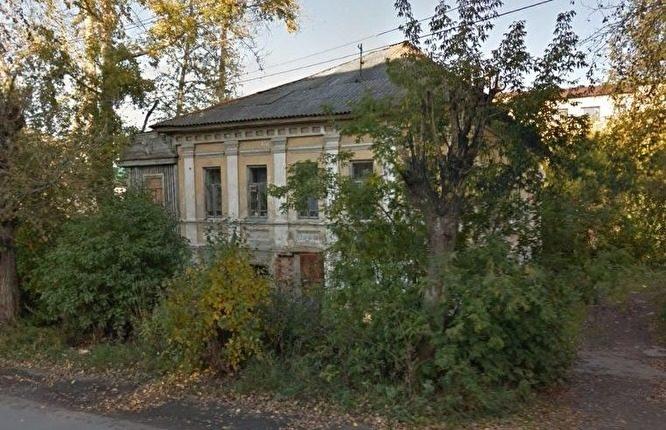 На Южном Урале снесли архитектурный памятник